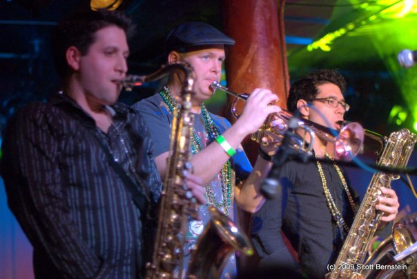 Sullivan Hall Horns
